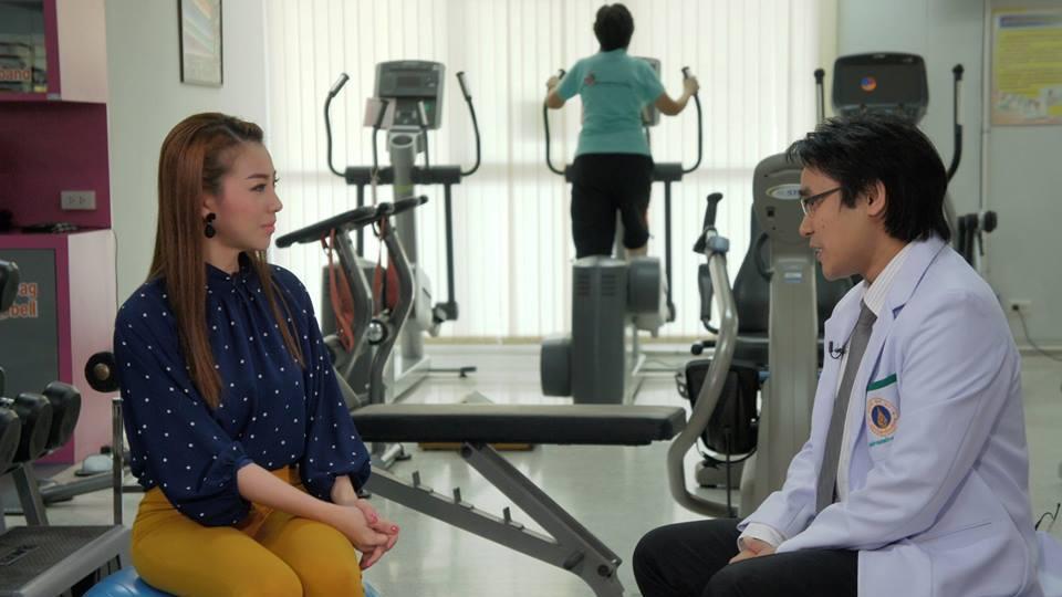 คนสู้โรค - ป้องกันการบาดเจ็บจากการออกกำลังกาย
