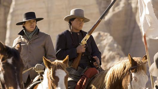 ไทยเธียเตอร์ - Into The West :Manifest Destiny มหิงสาฝ่าตะวันตก ตอน ประจักษ์แก่โชคชะตา