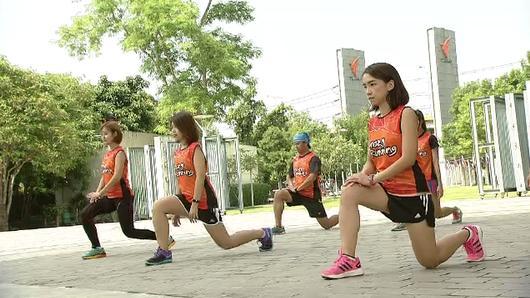 ข.ขยับ - วิธีสร้างกล้ามเนื้อเพิ่มความเร็วในการวิ่ง
