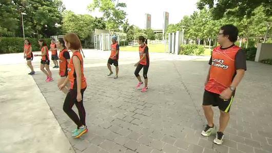 ข.ขยับ - หลักการลดน้ำหนักด้วยการวิ่ง