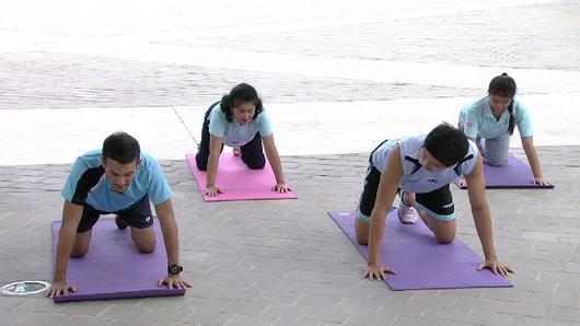 ข.ขยับ - การออกกำลังกายเพื่อป้องกันโรคกระดูกพรุน