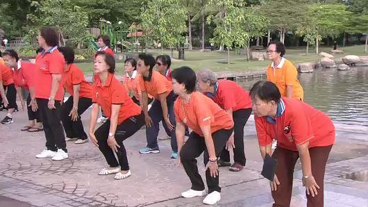 ข.ขยับ X - การออกกำลังกายป้องกันและบรรเทาโรคเบาหวาน
