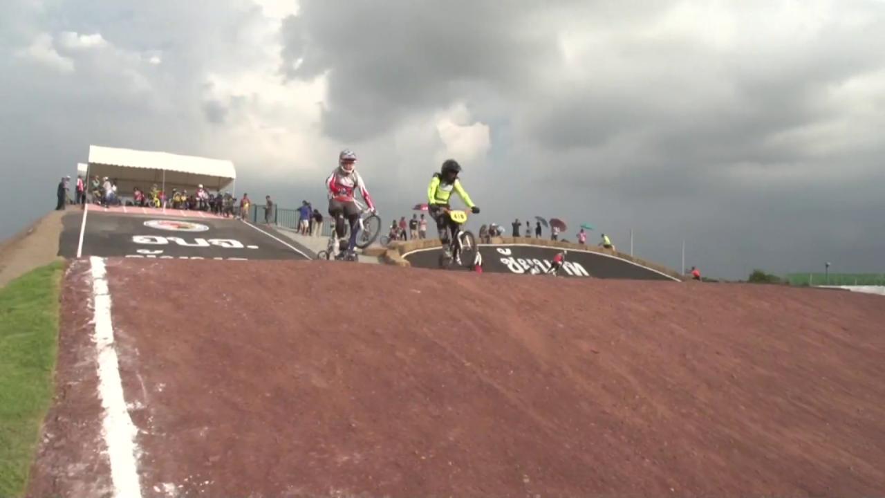 ปั่นสู่ฝัน คนวัยมันส์ - จักรยานประเภท บีเอ็มเอ็กซ์  ชิงแชมป์ประเทศไทย สนามที่ 2 จ.ชัยนาท