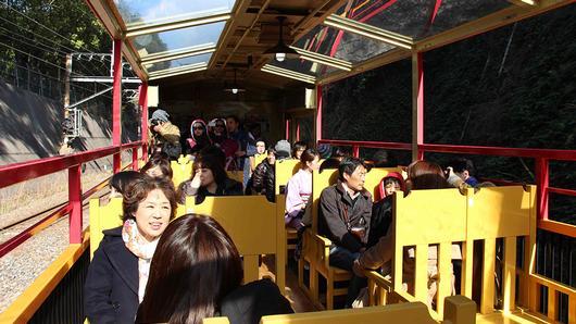 ดูให้รู้ Dohiru - รถไฟสายสวรรค์
