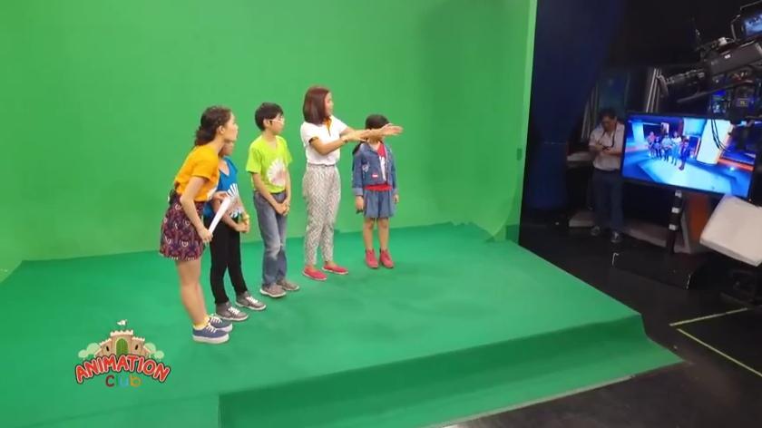 Animation Club Z - ครอบครัวเฮฮากับทีวีสาธารณะ