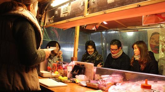 ดูให้รู้ Dohiru - ฟุกุโอกะ แผงลอยหนึ่งเดียวในญี่ปุ่น