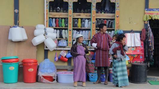 Spirit of Asia - ภูฏาน สมดุลแห่งความสุข
