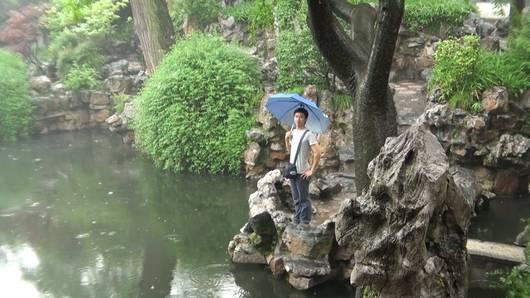 หนังพาไป - ซูโจว กับสวนแห่งจินตนาการ