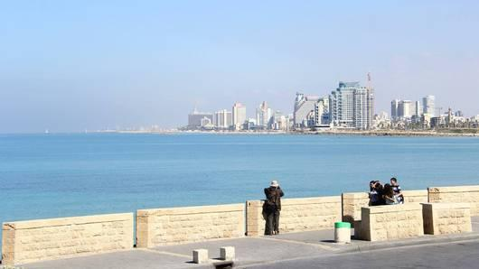 Spirit of Asia - น้ำบนผืนทะเลทรายในอิสราเอล