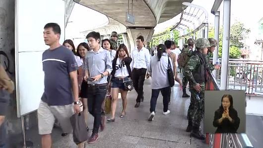 """เปิดบ้าน Thai PBS - เวทีเสวนา """"วารสารศาสตร์ภายใต้ความมั่นคง"""""""