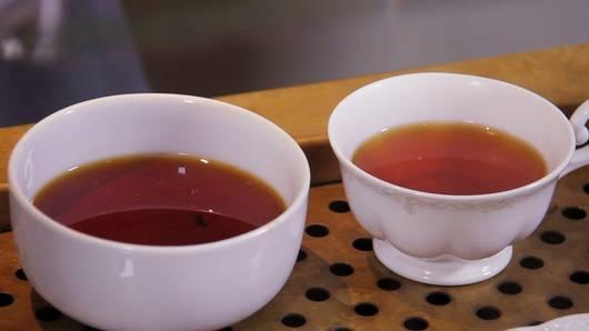 วัฒนธรรมชุบแป้งทอด - ความหมายในถ้วยชา