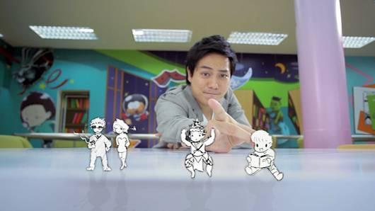 วัฒนธรรมชุบแป้งทอด - อ่านเถิดการ์ตูนไทย