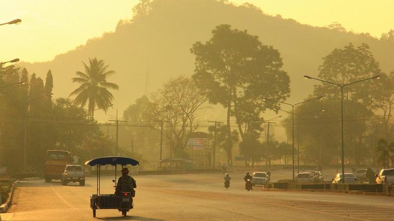 ทั่วถิ่นแดนไทย - อ้อมกอดธรรมชาติ เกาะพระทอง จ.พังงา