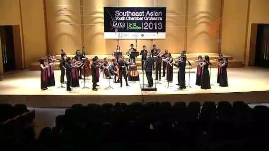 ดนตรีกวีศิลป์ - SEAYCO 2013 (ตอนที่ 2)
