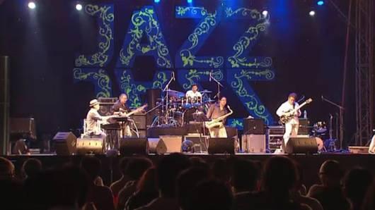 ดนตรีกวีศิลป์ - Thailand International Jazz Conference (1)