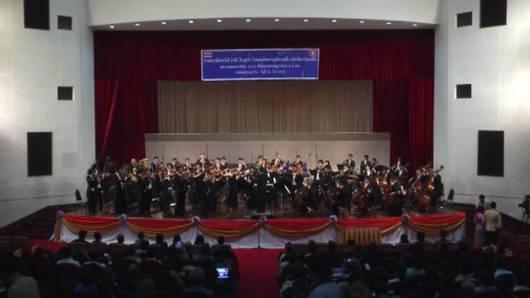ดนตรีกวีศิลป์ - คอนเสิร์ตมนต์เวียงจันทน์