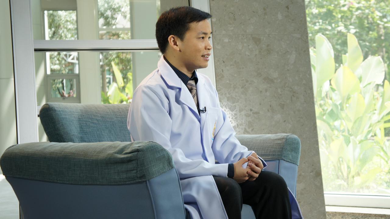 คนสู้โรค - รู้เท่าทันมะเร็งกระดูก