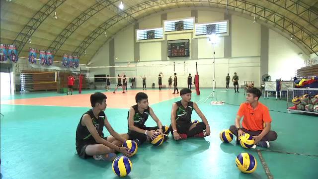 Sport Academy - ตามติด เยาวชนนักตบลูกยาง
