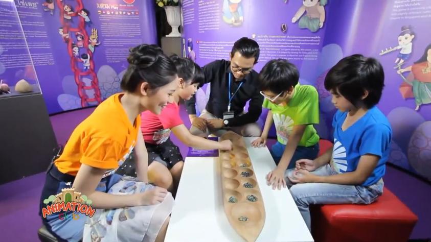 Animation Club Z - แอนิเมชันโครงการประกวด สวส. ชุด WE ASEAN ผลงานทีม CRISIS+ จาก มศว