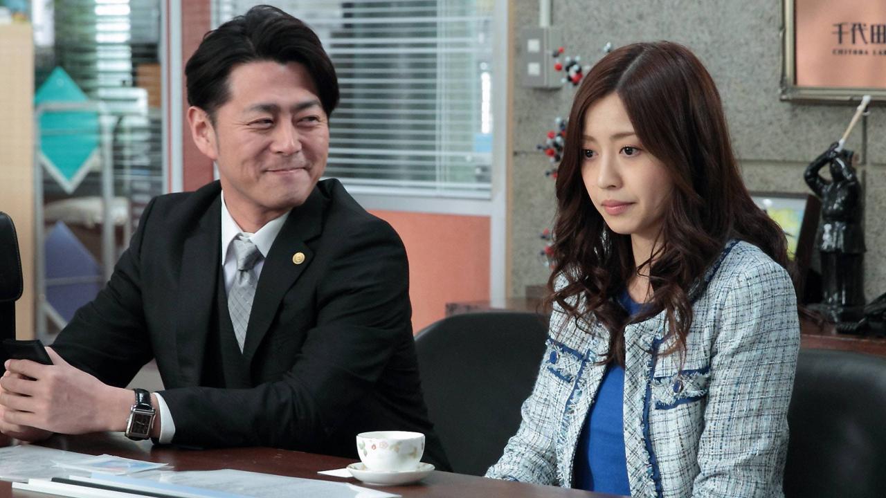 ซีรีส์ญี่ปุ่น ทีมนักสืบมาดกวน - Smoking Gun : ตอนที่ 9