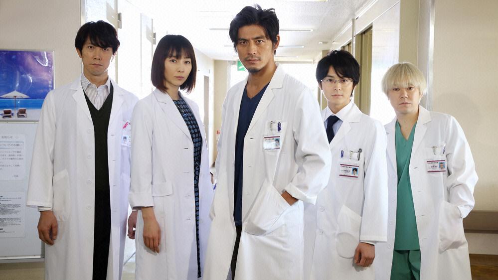 ซีรีส์ญี่ปุ่น คุณหมอหัวใจแกร่ง ภาค 4 - Team Medical Dragon ภาค 4 : ตอนที่ 1