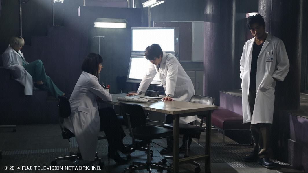 ซีรีส์ญี่ปุ่น คุณหมอหัวใจแกร่ง ภาค 4 - Team Medical Dragon ภาค 4 : ตอนที่ 5