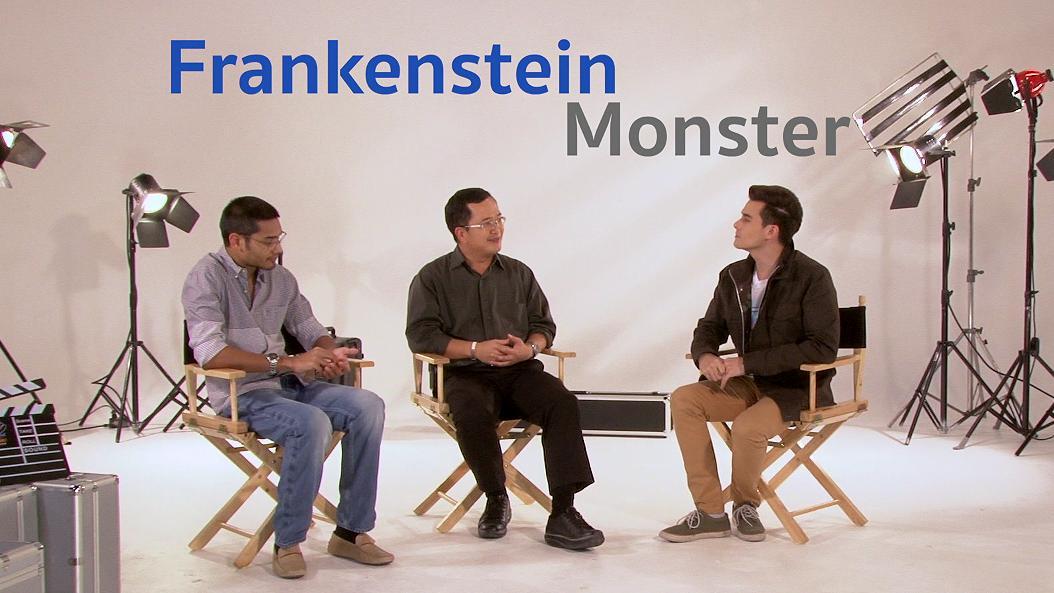 SciFi-SciFilm หนังวิทย์พลิกโลก - Monster ชีวิตกลายพันธุ์