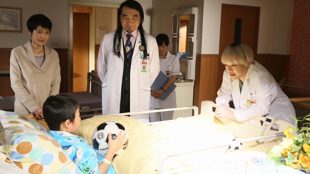 ซีรีส์ญี่ปุ่น คุณหมอหัวใจแกร่ง ภาค 4 - Team Medical Dragon ภาค 4 : ตอนที่ 6