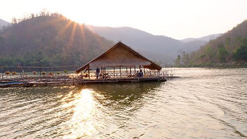เที่ยวไทยไม่ตกยุค - วิถีป่าชุมชน บ้านพุน้ำร้อน จังหวัดสุพรรณบุรี