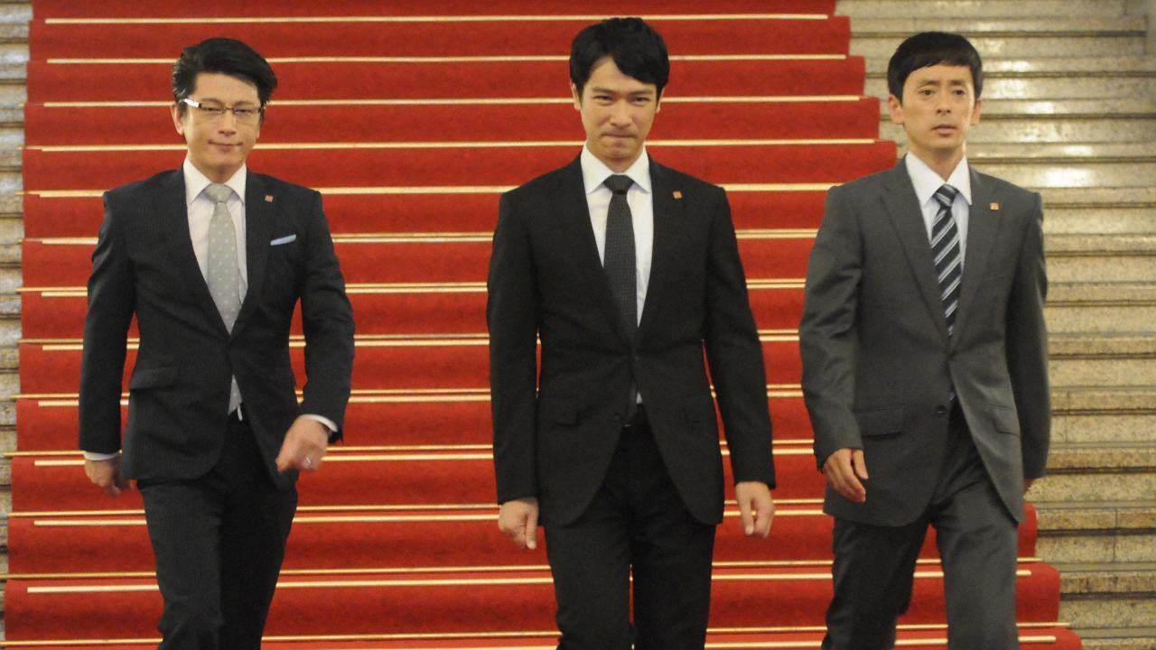 ซีรีส์ญี่ปุ่น เฉือนคมนายธนาคาร - Naoki Hanzawa : ตอนแรก