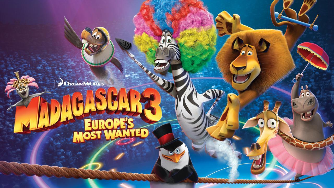 ไทยเธียเตอร์ - Madagascar3: Europe's Most Wanted มาดากัสการ์ 3...ข้ามป่าไปซ่าส์ยุโรป