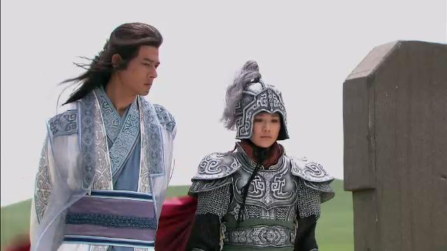 ซีรีส์จีน มู่หลาน...จอมทัพหญิงกู้แผ่นดิน - Legend of Mulan : ตอนที่ 55