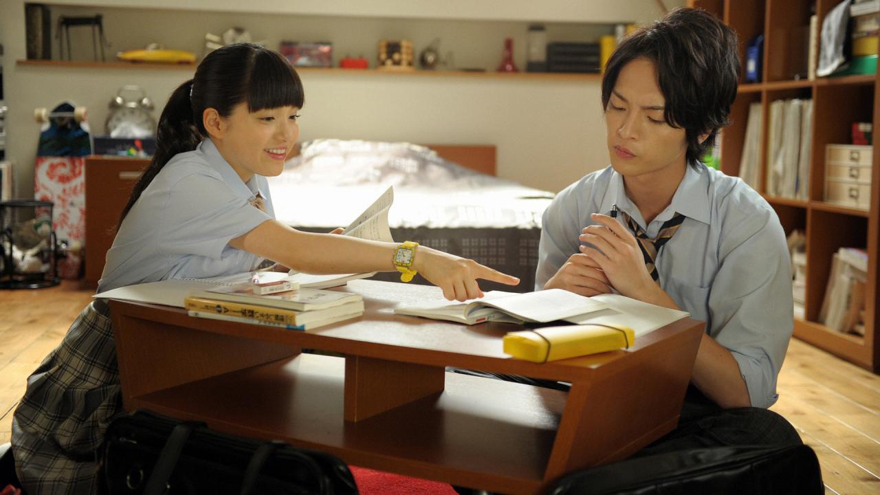 ซีรีส์ญี่ปุ่น ยอดชายคาบูกิ - Pintokona : ตอนที่ 5