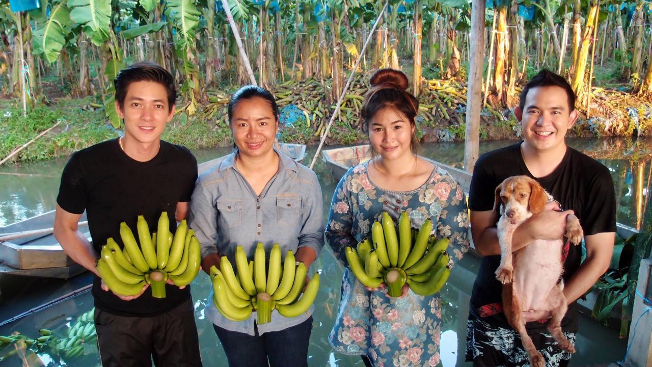 Foodwork - เรื่องกล้วยๆ กล้วยหอมทอง