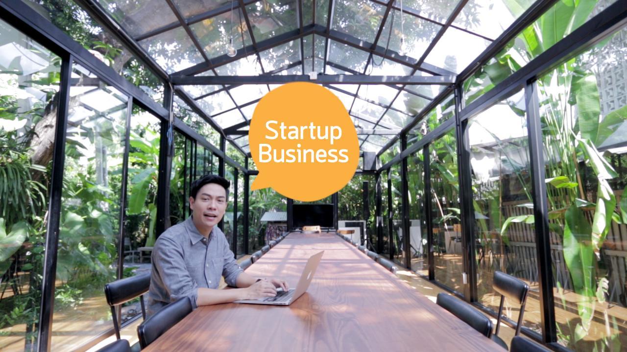 วัฒนธรรมชุบแป้งทอด - Startup เริ่มใหม่ในโลกใหม่