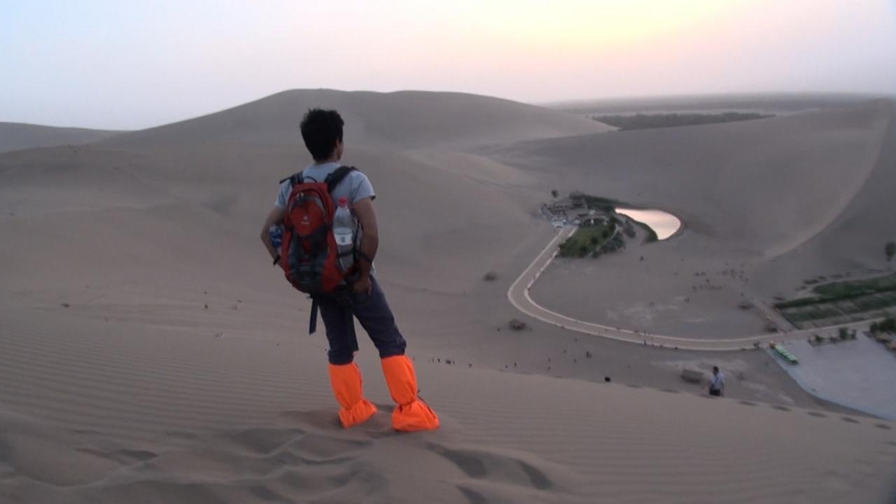 หนังพาไป - ตุนหวง โอเอซิสกลางทะเลทราย