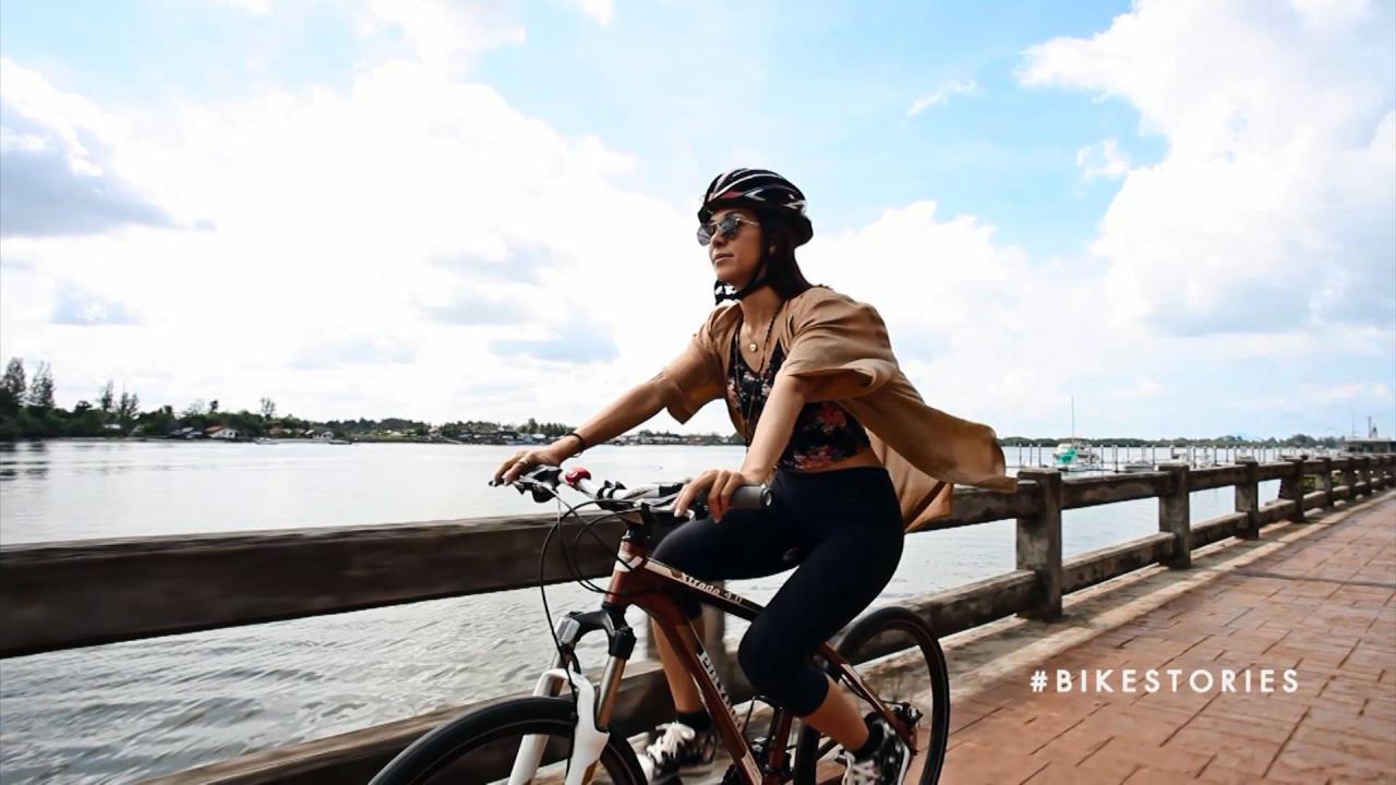 Bike Stories - ธรรมชาติครบรส ณ อุทยานแห่งชาติธารโบกขรณี
