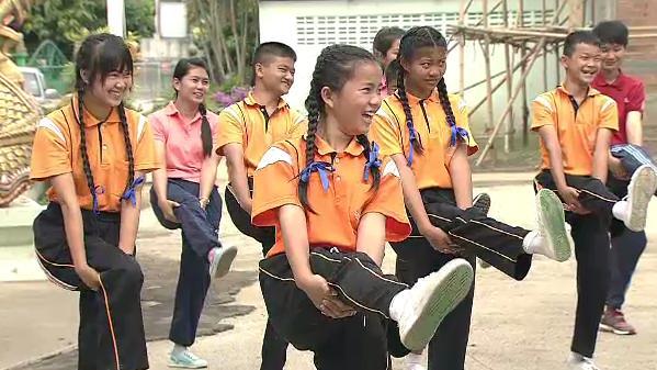 ข.ขยับ - การยืดเหยียดในเด็ก