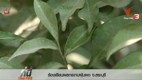 ที่นี่ Thai PBS - ประเด็นข่าว (8 ม.ค. 59)