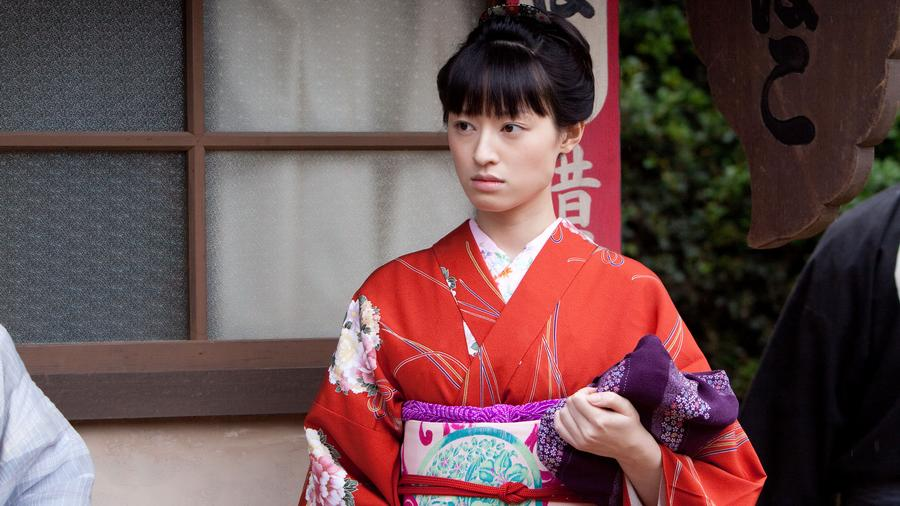 ซีรีส์ญี่ปุ่น ยอดหญิงนักออกแบบ - Carnation : ตอนที่ 62