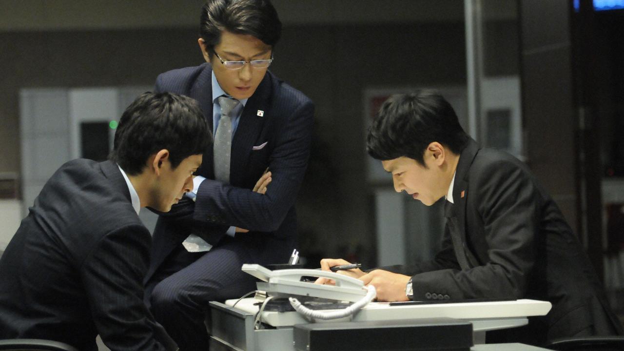 ซีรีส์ญี่ปุ่น เฉือนคมนายธนาคาร - Naoki Hanzawa : ตอนที่ 4