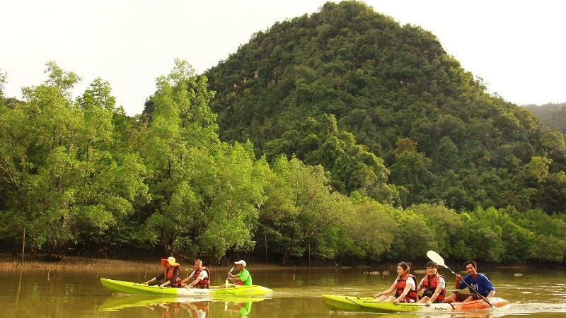 ทั่วถิ่นแดนไทย - เส้นทางของรอยยิ้ม อ่าวลึก จ.กระบี่