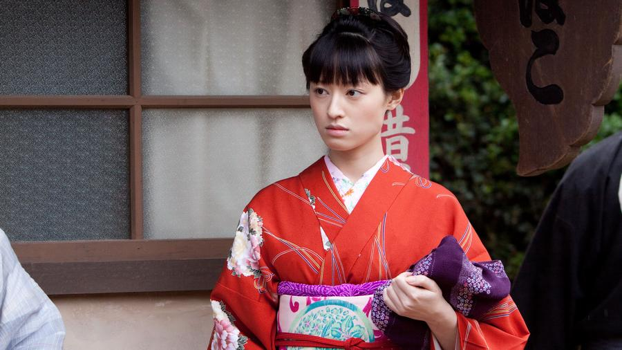 ซีรีส์ญี่ปุ่น ยอดหญิงนักออกแบบ - Carnation : ตอนที่ 11