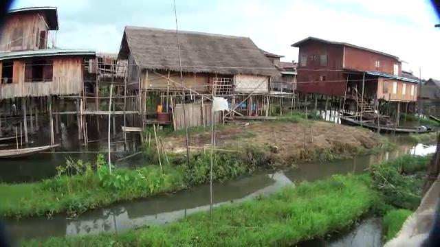 หนังพาไป - ชนเผ่าแห่งสายน้ำ