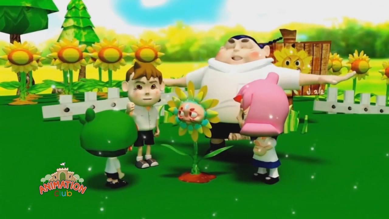 Animation Club Z - ตัวกระจี๊ด พิชิต มลภาวะ