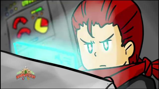 Animation Club Z - Kids Diet Ranger