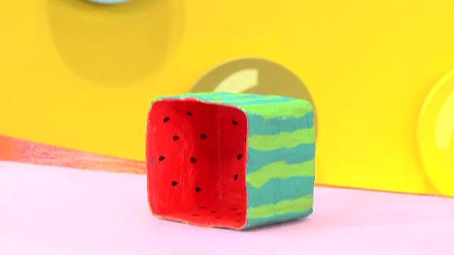 สอนศิลป์ - ถ้วยแตงโม