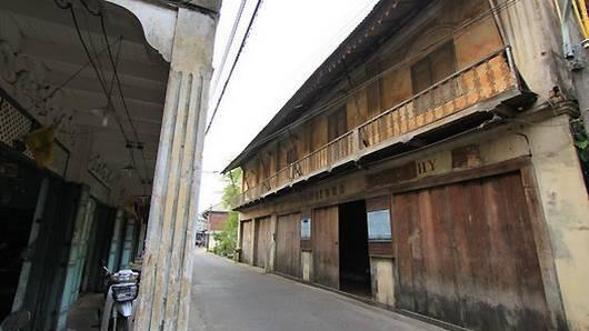 เที่ยวไทยไม่ตกยุค - ชุมชนริมน้ำจันทบูร