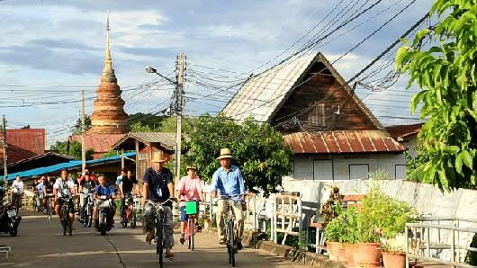 เที่ยวไทยไม่ตกยุค - เผย…เมืองแพร่