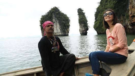 เที่ยวไทยไม่ตกยุค - มหัศจรรย์อ่าวลึก จังหวัดกระบี่